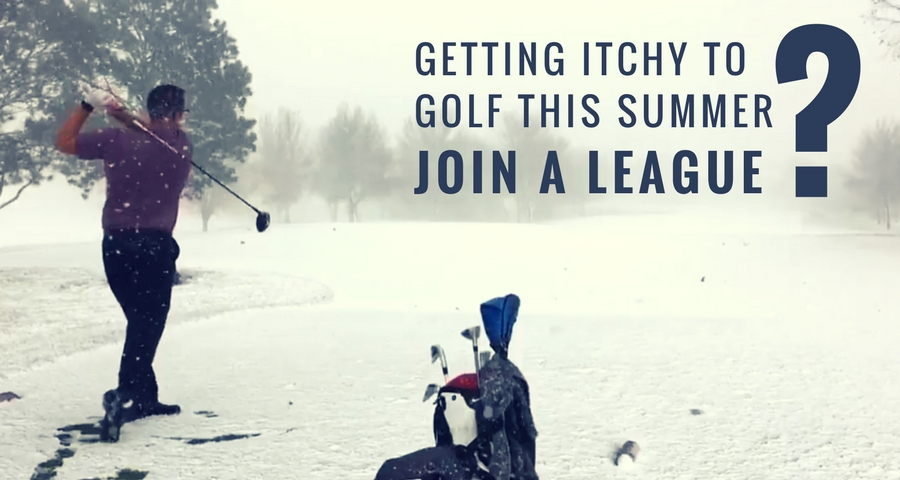 Why You Should Join a Golf League