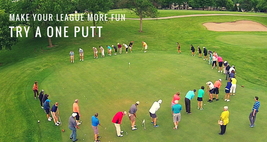 Start Your Event with a One Putt