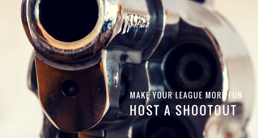 Make Your Golf League More Fun - Host a Shootout